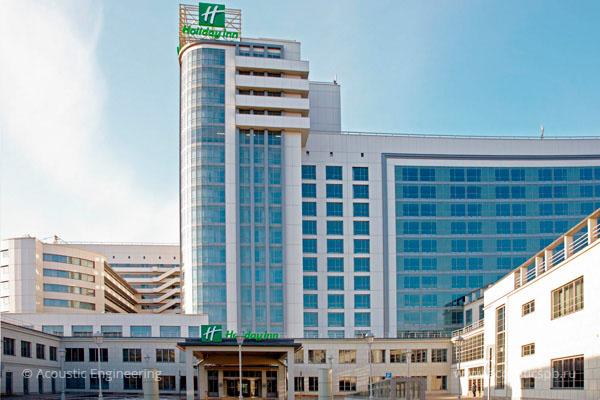 Отель Holiday Inn, Санкт-Петербург